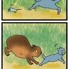 『ほら、ここにも猫』・第277話「ねことねずみの追いかけっこ」(Felidae&Rodentia)