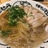 【ラーメン】中華そば牡丹 西宮店(兵庫・西宮)の「牡丹ラーメン」魚と豚のダブルスープラーメンはランチがお得