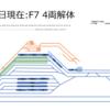 3月24日長野新幹線車両センターの状況