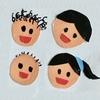 4人きょうだいの組み合わせでキャラが変わる子供たち