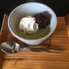 【金沢・ひがし茶屋街】素心で抹茶ブランマンジェを食べる!