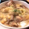 シチューに味噌汁?!松屋の鶏と白菜のクリームシチュー定食を食べてみた