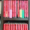 本棚から自分の好きな本の傾向を探る