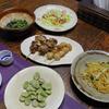 梅屋敷の食べ物