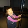 娘ちゃんは「未来星人」なのだ!