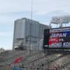 ラグビー日本代表の試合を見に行ってきた!ラグビーとはこんな滾るものだったのか!!