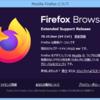 Firefox ESR 78.10.0
