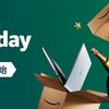 Amazonサイバーマンデーが本日18時開始