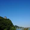 今日の犬山城は…『朝から賑やかだよん😁』