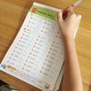 【家庭学習】かけ算(九九)を学ぶのに、おすすめのテキスト(小2)