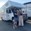 ロサンゼルスに赴任中のファミリーが、片道約2,000km!イエローストーンへのモーターホームの旅に出発しました!