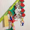 【七夕飾り】1歳児と手作り製作!材料は100均ダイソーで揃う