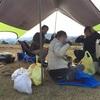 キャンプの撤収 コツ