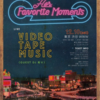 "VIDEOTAPEMUSIC one man show ""Her Favorite Moments"""