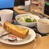 ジョナサンで朝活するときは「グリーンサラダ&ハーフトースト」で