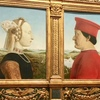さすが!イタリア その3フィレンツェ 赤い服の肖像画