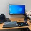 パソコン周り整理整頓完了!