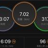 11/2〜4 ランまとめ/セット練30kmクリア!