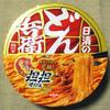 日清食品 日清のどん兵衛焼うどん 担担 花椒仕立て(2017)