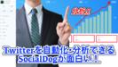 【SocialDog】Twitterの分析・自動化・RSS投稿が無料でできるSocialDogが超便利で面白い!
