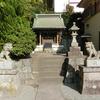 諏訪神社(鎌倉市/御成町)への参拝と御朱印