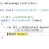 ASP.NET Core MVC:特定のリクエストを他のサイトにリダイレクトする