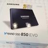 Thinkpad X230のSSDをSunDisk SSD Plusから850 EVOに換装した話