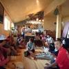 浜名湖でサポート体制万全のスイム練習会。