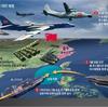 (韓国反応) 哨戒艦沈没:米空母が近づくと、中国が撃沈訓練 「台湾海峡、最も危険な火薬庫となった」