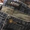 ZippoとJeansの関係