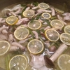 出汁が効いた優しいお味のスダチ鍋のレシピ