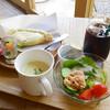 一軒家を楽しみながらランチできるカフェ『庭の家のカフェ ひだまり』 / Cafe Hidamari @千石(文京区)