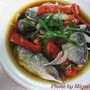 鰺の南蛮漬け  macaroniさんのレシピを参考に~ 美味しく出来ました♪
