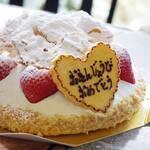 水戸市で誕生日ケーキを探しているあなたへ!おすすめのケーキ屋さん
