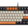 HAVIT KB487L 新しい配列のキーボード