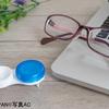 新型コロナウイルスとコンタクトレンズ・眼鏡の感染リスクは?カナダ・研究