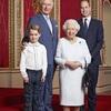 God SaveThe Queen!