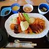 神戸屋で晩御飯を食べました