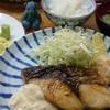 小田保でサワラのバター焼き