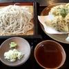 福島で蕎麦