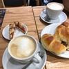 お気に入りのカフェでメリエンダしてきた。