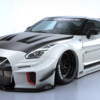 LB WORKS から Silhouette WORKS GT 35GT-R が登場!