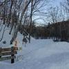 雪山散歩 ~ 空沼岳