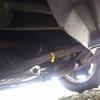 サンバー オイル交換とフィルター交換ついでにオイル漏れ止め材を入れる