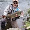 ひでさんの三面川サーモンフィッシング。日本の鮭は、すごく美味いですよ✨