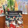 『切手や絵本で見る、フィンランドのクリスマスのこと』