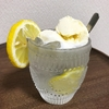 初夏にぴったりなレモネードクリームソーダ飲みませんか?