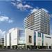 青森市中心部、新町一丁目の中三再開発「THREE(スリー)」の新しい完成イメージが公開