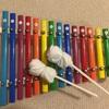【おもちゃレビュー】木琴か鉄琴かはたまた・・・(河合のパイプシロフォン)