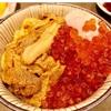 ペリーのいくら丼魚 大阪